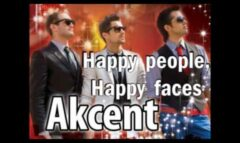 Happy People (Akcent) Mp3 Song [128 KBPS]